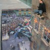 Julian Beever - Batman