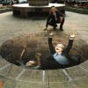 Julian Beever - Tony Blair